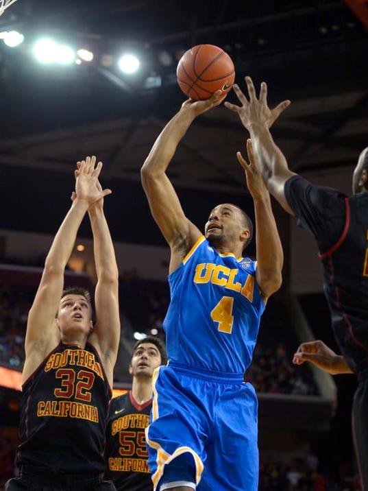 UCLA USC Basketball