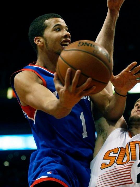 76ers Suns Basketball