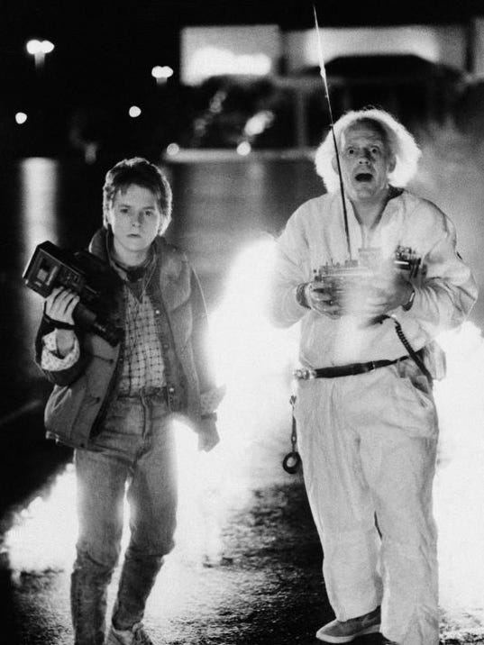Theater-Back to the Future