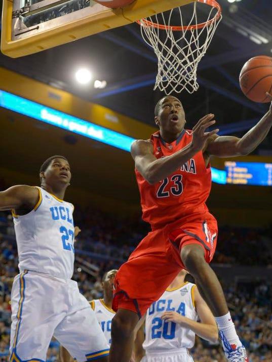 Arizona UCLA Basketball (2)
