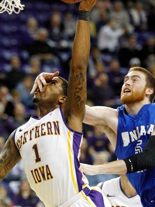 Indiana St N Iowa Basketball (3)