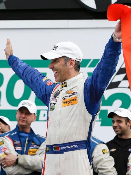 IMSA Daytona 24 Hours Auto Racing