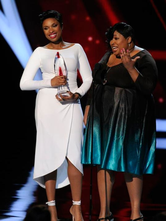 CORRECTION 2014 People's Choice Awards - Show