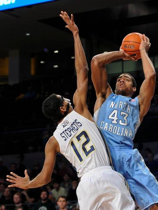 North Carolina Georgia Tech Basketball