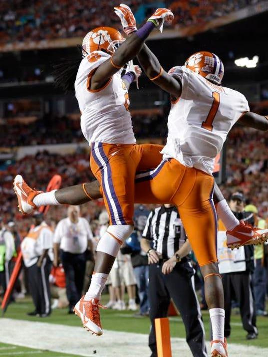 Orange Bowl Football