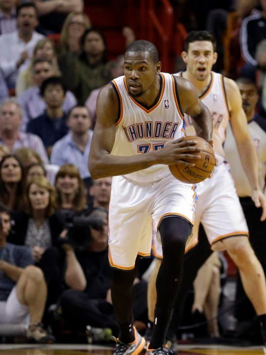 Thunder Heat Basketball