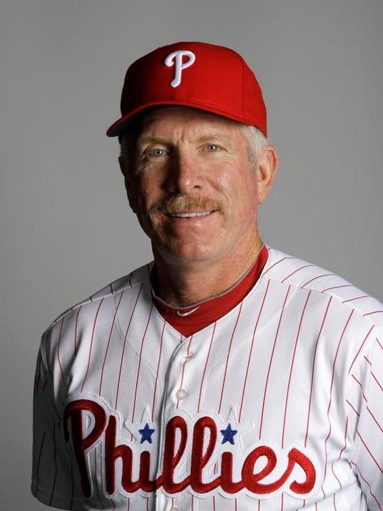 Phillies Schmidt Illness Baseball