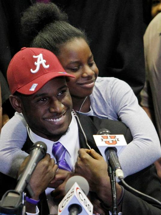 Alabama Signing Day Football
