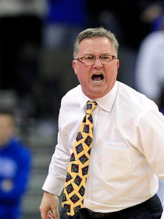 S Illinois Hinson Rant Basketball