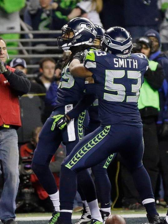 Seahawks-Sherman Fined