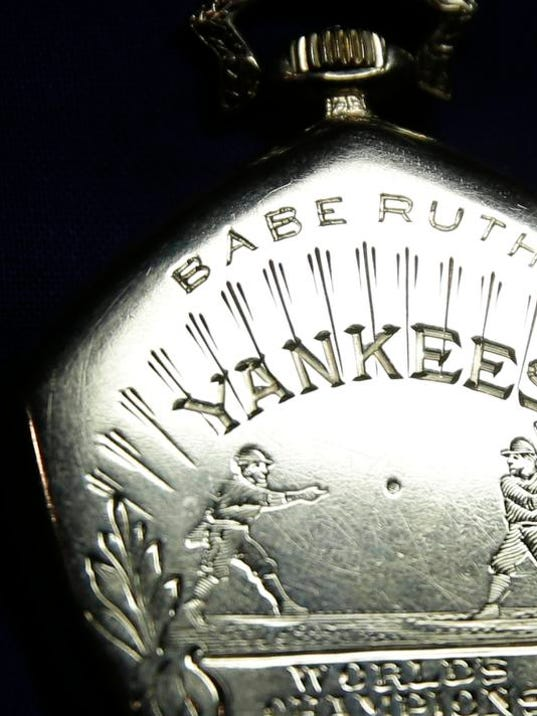 Babe Ruth Watch Auction