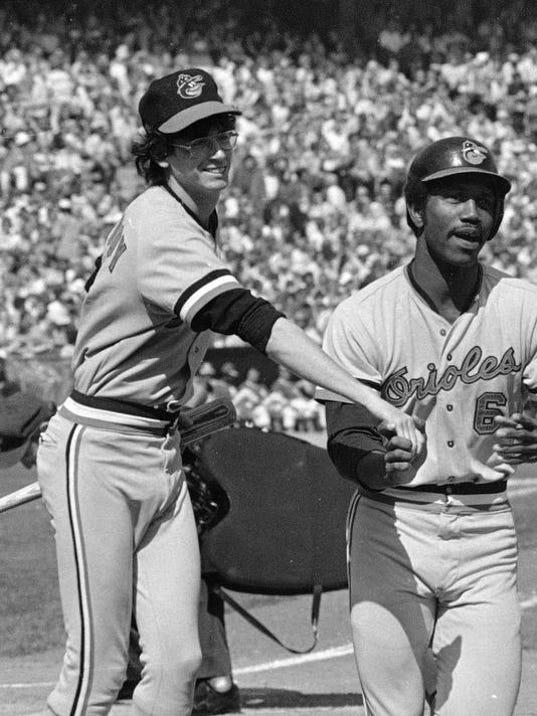 Obit Paul Blair Baseball
