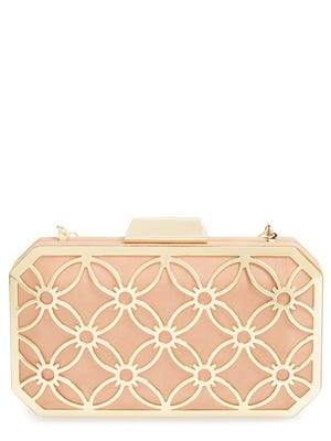 The Sweetie Box Clutch by Big Buddha, $65 at Nordstrom, Somerset Collection North, Troy