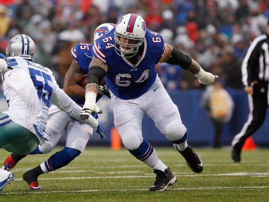 Richie Incognito said Tyrod Taylor will benefit from being the unquestioned starting QB heading into the season.