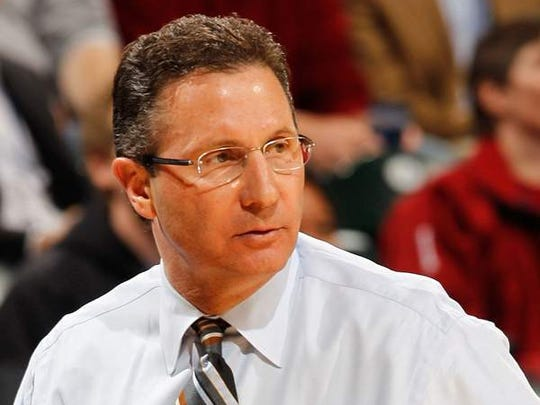 Todd Lickliter, 62, was the NABC Coach of the Year in 2007.