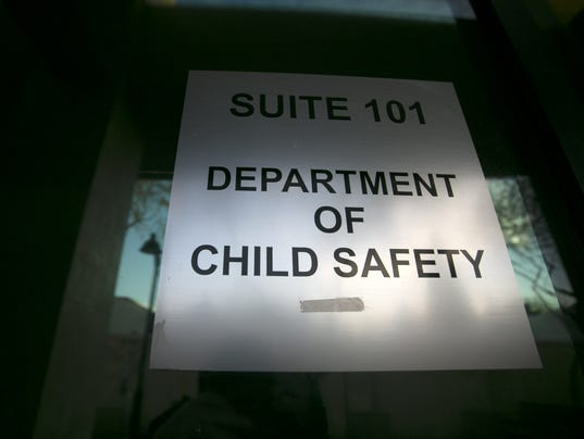 Department of Child Safety - DCS