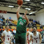 Huntington allows Portsmouth to pull away in season-ending loss