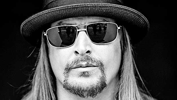 Kid Rock will be in Phoenix at Talking Stick Resort Arena on March 23, 2018.