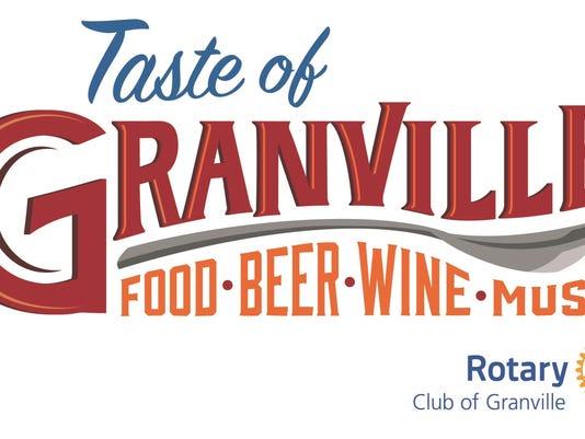 Taste of Granville logo