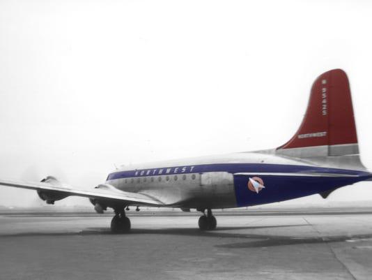 Flight 2501