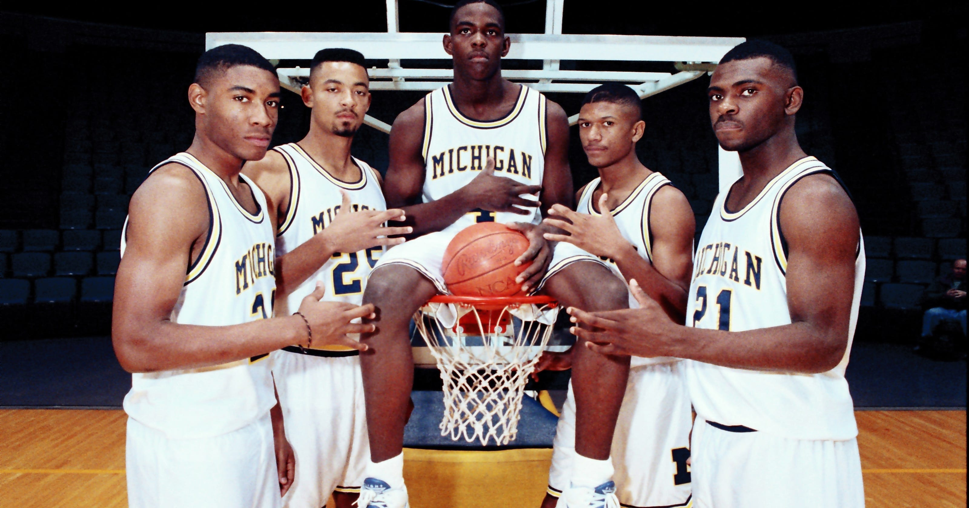 b2168519602c Chris Webber on Fab Five reunion at Michigan   That s what we want
