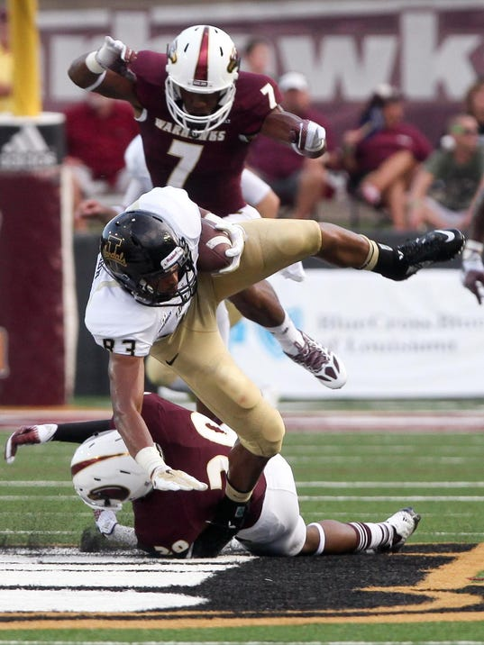 ULM vs. Idaho 9/6/14