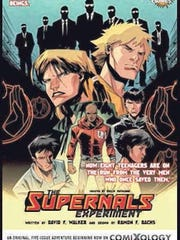 Phillip Buchanon, a Lehigh Senior High School graduate and former NFL cornerback, produced the Supernals Experiment, five-part comic book series available on Comixology.com.