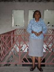 Marie Marthe Balin Paul opened a makeshift school on
