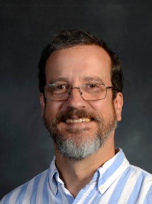 Dr. John Worth, Associate Professor of Anthropology