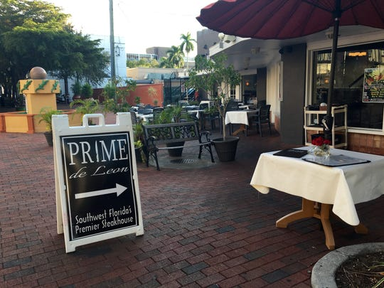 Prime de Leon opened in downtown Fort Myers in June