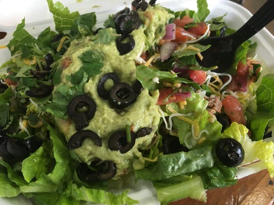 Reviewed in 3 Tweets: 3 Pepper Burrito Co., Cape Coral