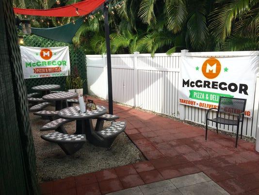 McGregor Pizza Fort Myers