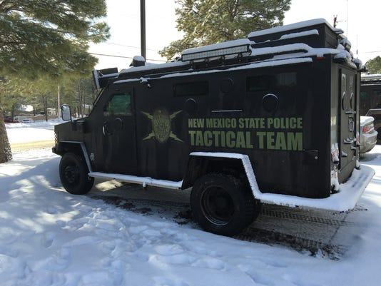 State Police Tactical Team