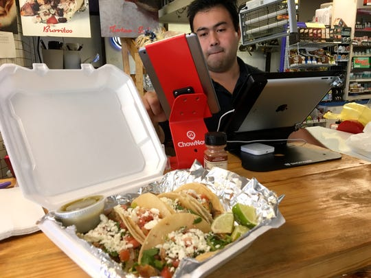 """Bunfire founder Juan Quizada thinks $1 should get your more than """"crappy food."""""""