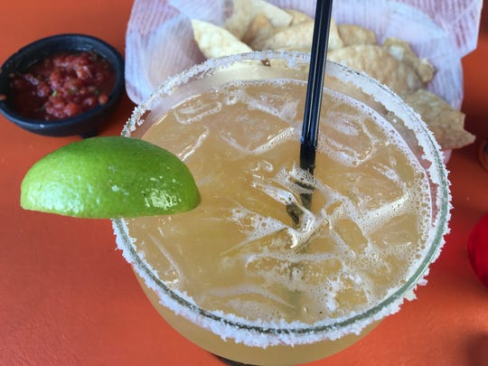 The ultimate margarita from Two Amigos in Cape Coral.