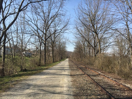 The York County Heritage Rail Trail is the perfect way to escape hillier routes.
