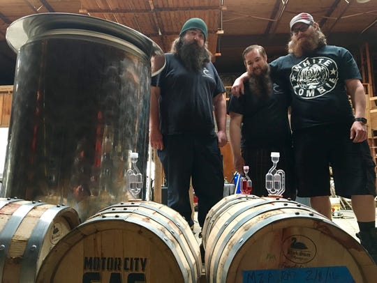 Cellarmen's brewery/cidery/meadery co-owners, from