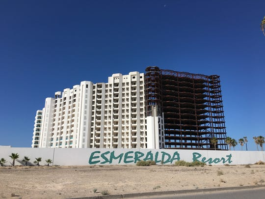 Developers appear to be expanding Puerto Penasco's
