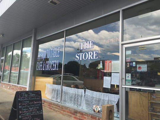 The Store, a farm-to-table restaurant and retailer