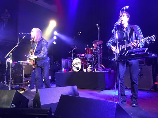 Mudcrutch perform June 6, 2016 at 930 Club in Washington,