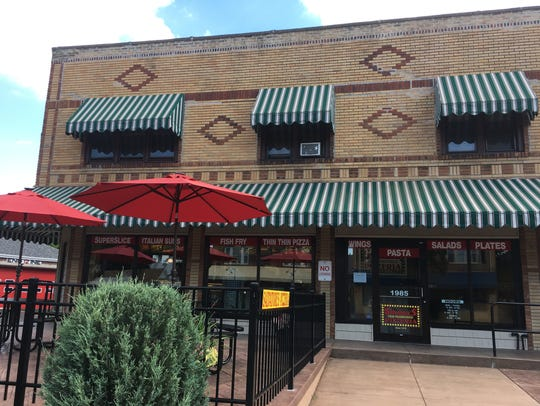The Salvatore's Old Fashioned Pizzeria on East Main
