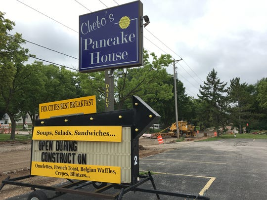 Chefo's Pancake House is seeing fewer customers during