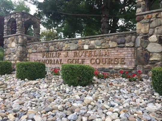 Philip J. Rotella Memorial Golf Course in Thiells.