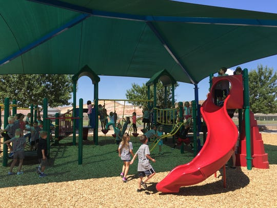 Little Valley Elementary has joined the growing number