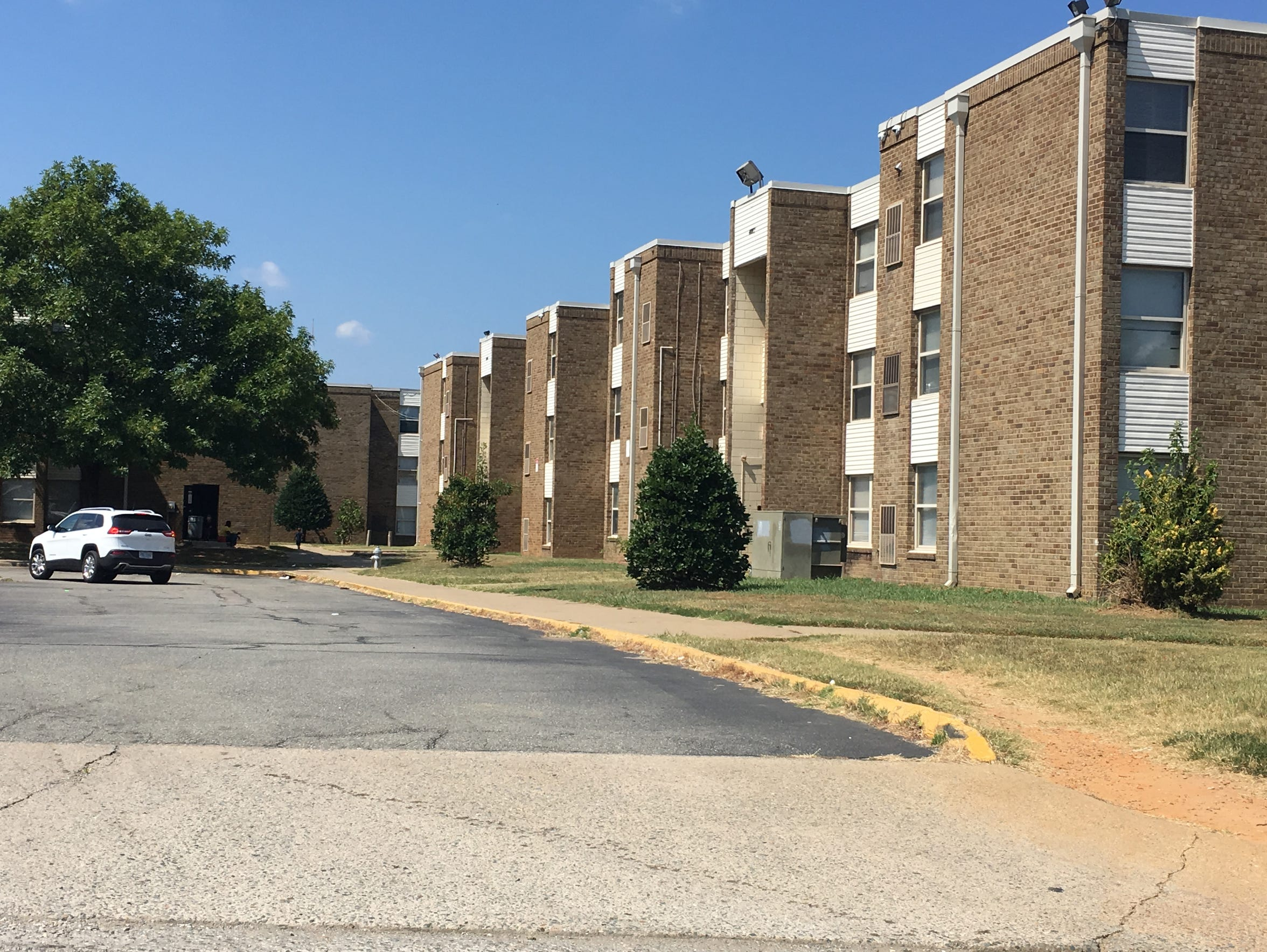 Little has changed at Midlothian Village Apartments