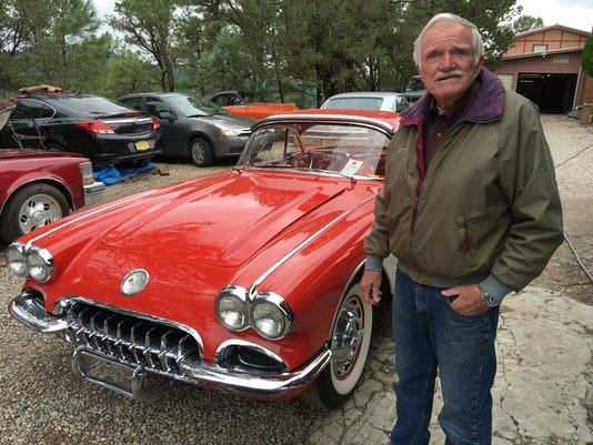 Ruidoso car collector 1