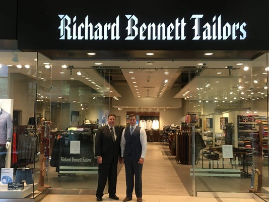Richard Bennett Tailors opens at Brookfield Square
