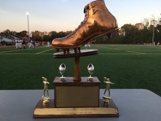 Marcello-Johnson Ole Shoe Award