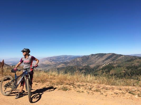 Mountain Biking Outessa
