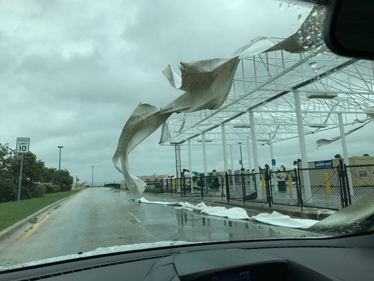 Hurricane Matthew damage at Port Canaveral could exceed